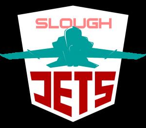 Retro Logo Teal