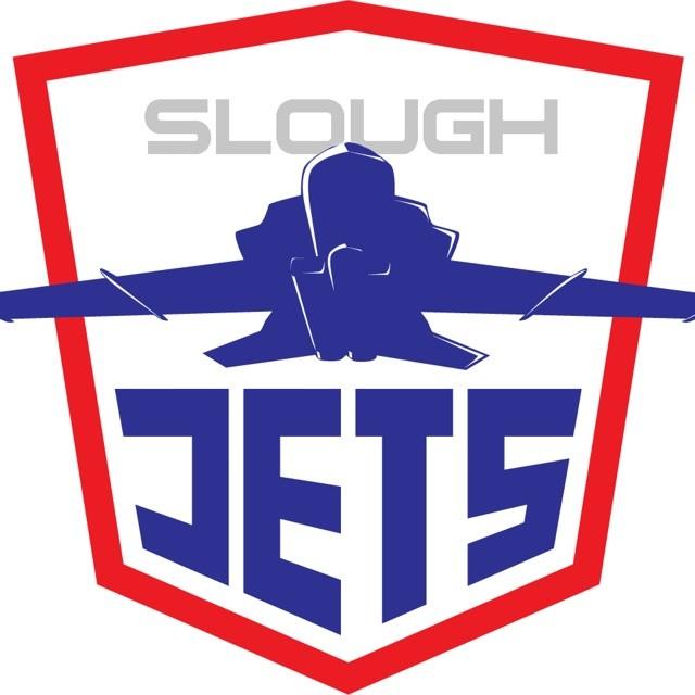 Slough Jets Legends Logo designed by Lewis Cleveland