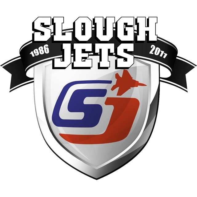 Slough Jets 25th Anniversary Logo