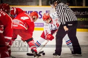 SLOUGH JETS V SWINDON WILDCATS. SLOUGH BERKSHIRE 23 NOVEMBER 2013