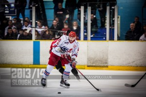 SLOUGH JETS V PETERBOROUGH PHANTOMS. SLOUGH BERKSHIRE 01 FEBRUARY 2014
